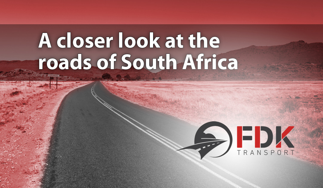 A closer look at the roads of South Africa